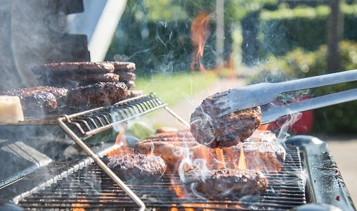 Celebrate National Grilling Month with Grill Ideas from Capital Plaza