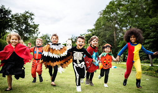 The Best Halloween Costume Ideas in Austin at Capital Plaza